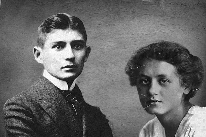 Franz Kafka ve Milena Jesenska