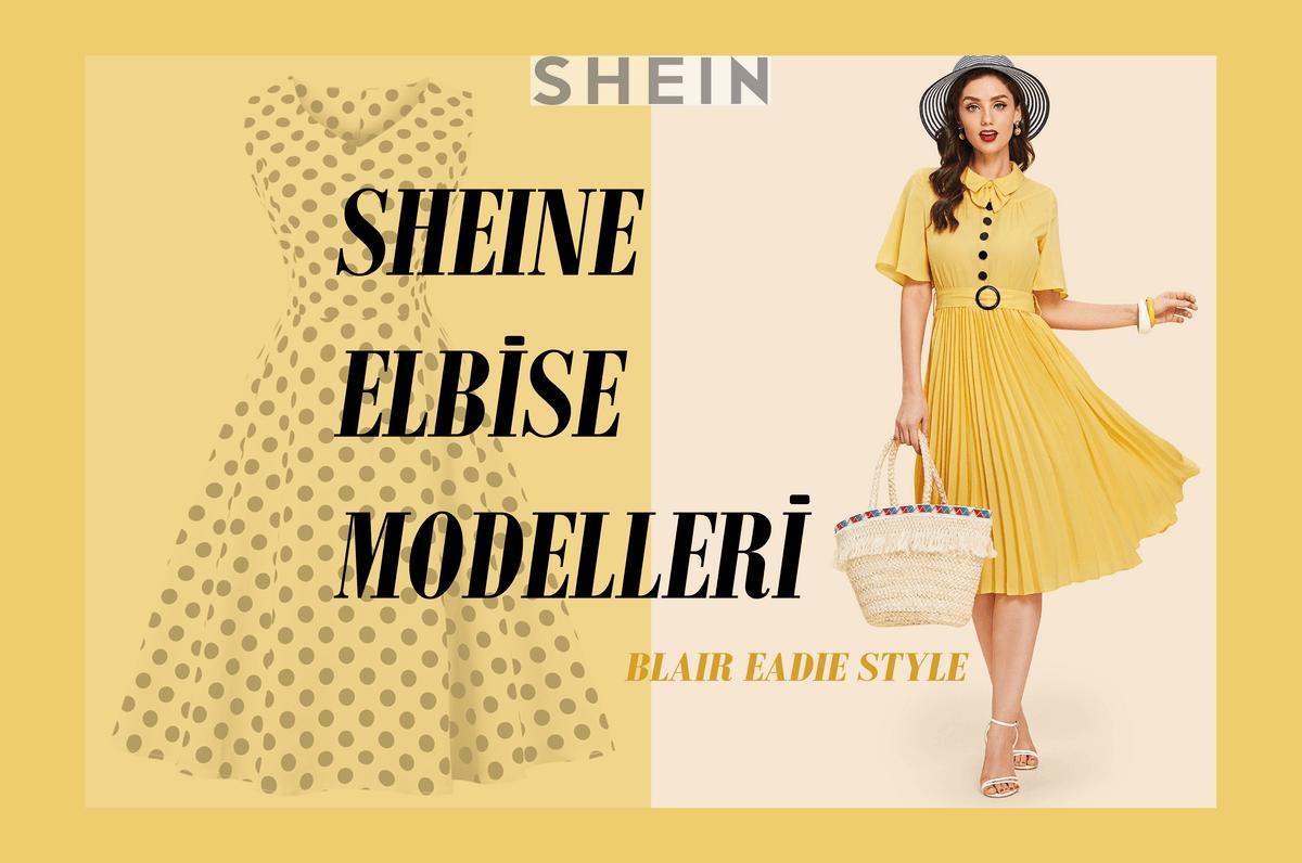 0a15ccd642848 Shein Elbise Modelleri - Fashion Stalker Kız İsteme Modeli Elbiseler