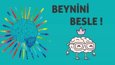 beynini beslemek